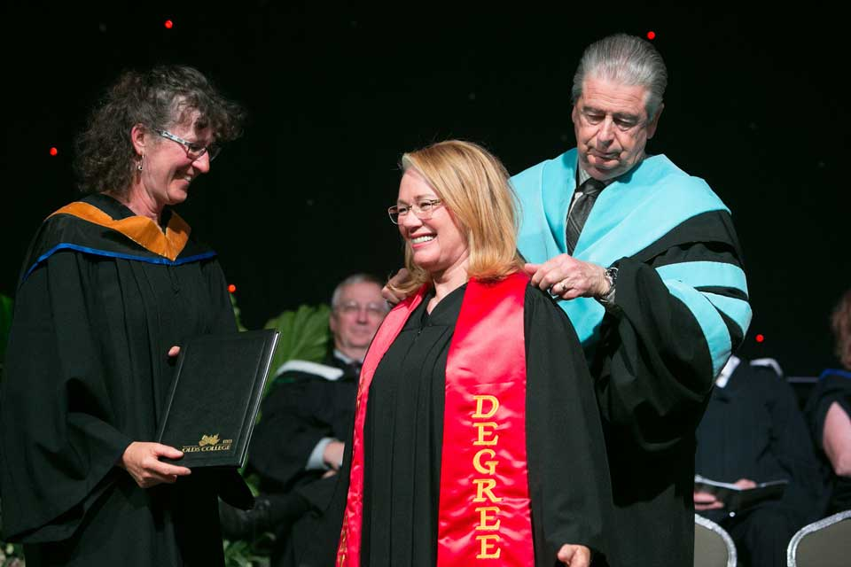 Arlene Dickinson - Honorary Degree