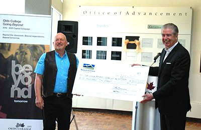 Mountain View County Pledges Support to Olds College's Werklund Agriculture Institute