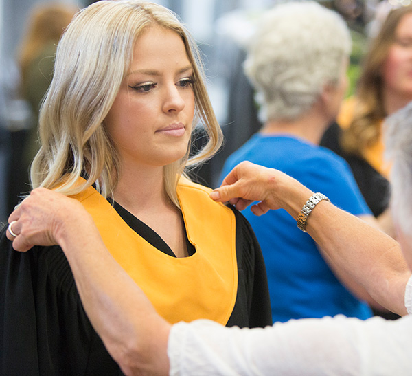 Graduate of Olds College