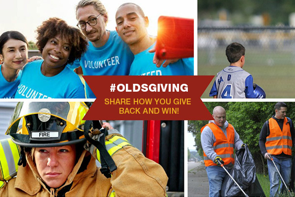 #OldsGiving #GivingTuesday