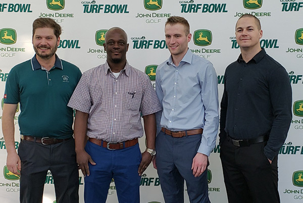 Olds College 2019 Turf Bowl Team