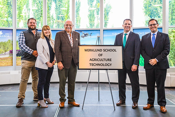 Werklund School of Agriculture Announced
