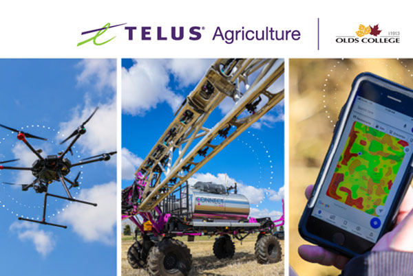 Telus Agriculture and Olds College