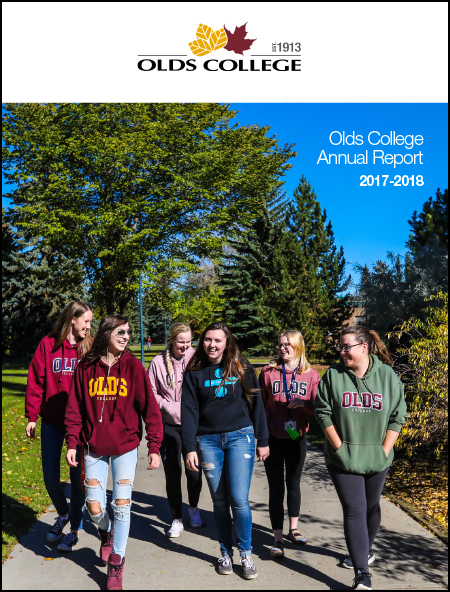 Olds College Annual Report