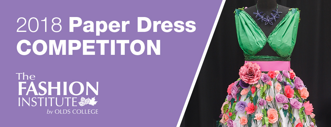 Paper Dress Competition