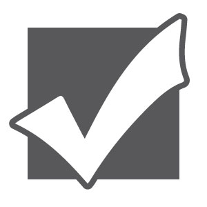 Admitted Students Checkmark