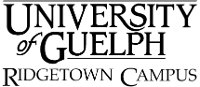 University of Guelph: Ridgetown Campus logo