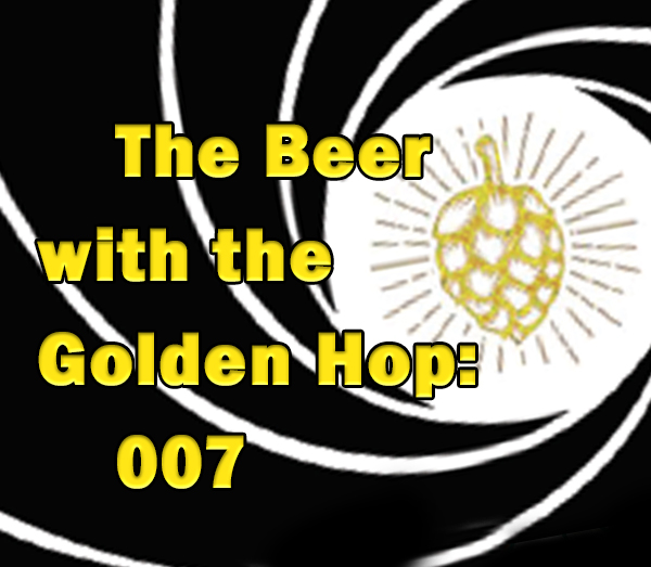 The Beer with the Golden Hop