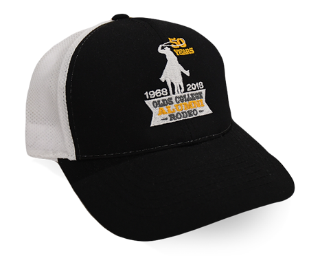 Olds College Alumni Rodeo 50th Anniversary Hat