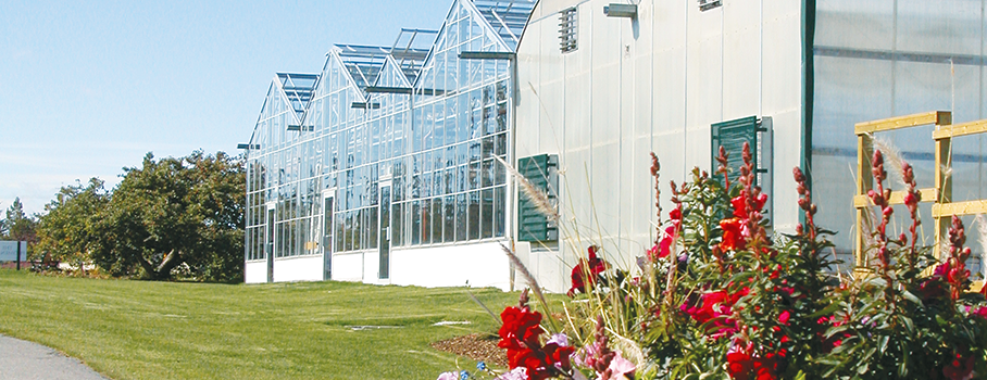 Olds College Greenhouse
