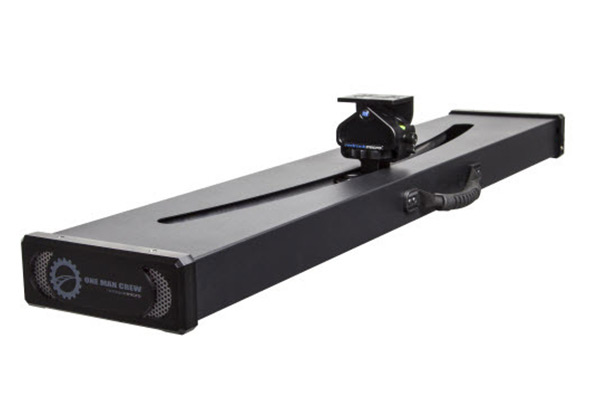 "Red Rock Micro ""One Man Crew"" Motorized Slider System"